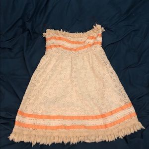 Adorable lace dress flying tomato brand